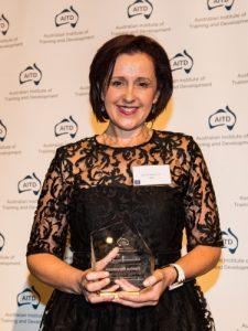 2015_Dr_Alastair_Rylatt_LD_Professional_of_the_Year_Winner_Denise_Meyerson